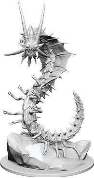 Dungeons & Dragons Nolzur`s Marvelous Unpainted Miniatures: Adult Remorhaz WIZKI