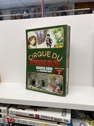 Cirque Du Freak: The Manga, Vol. 2: Omnibus EditionPaperback – April 20, 2021by
