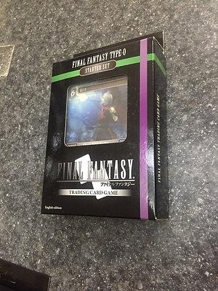 Square Enix Final Fantasy Type-0 Starter Set