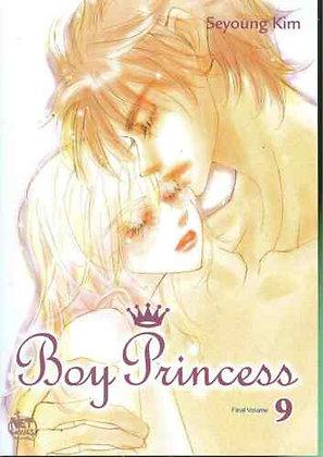 BOY PRINCESS VOL 9 GN (MR) NETCOMICS Manga ( Book) 9781600090387