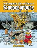 COMPLETE LIFE & TIMES SCROOGE MCDUCK HC VOL 01 ROSA FANTAGRAPHICS BOOK