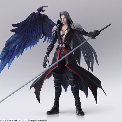 """""""Final Fantasy"""" Bring Arts Sephiroth Another Form Ver."""
