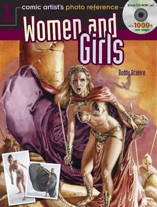 Comic Artist's Photo Reference Women And GirlsPaperback – May 14, 2008