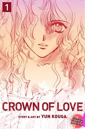 CROWN OF LOVE GN VOL 1,2,3,4 MANGA