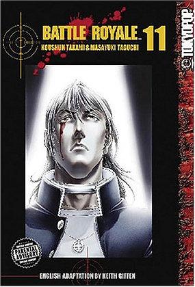 Battle Royale Vol. 11 Paperback – February 8, 2005 by Koushun Takami  (Author),
