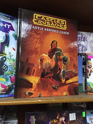Troll Lord Games Castles & Crusades Castle Keepers Guide, 2nd Printing  by Troll