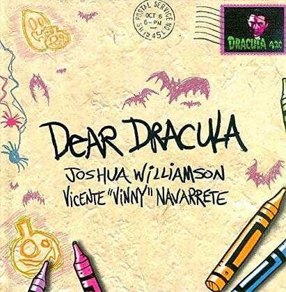 Dear Dracula Hardcover – November 4, 2008 by Joshua Williamson  (Author), Vicent