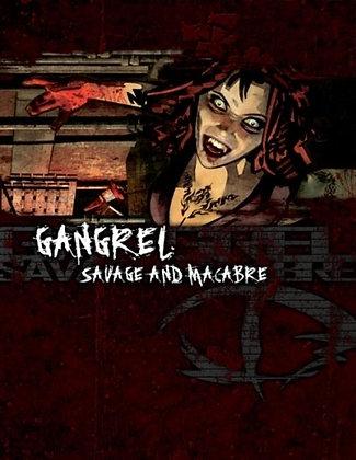 Vampire Gangrel Savage & Macabre*OP (Vampire: The Requiem (White Wolf)) Paperbac