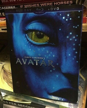Avatar (Two-Disc Original Theatrical Edition Blu-ray/DVD Combo)  Theatrical Edit
