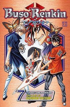 BUSO RENKIN  Volume 7 (Graphic Novel) Manga Book Paperback
