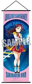 """Love Live! Sunshine!!"" Slim Tapestry Part. 4 Sakurauchi Riko"
