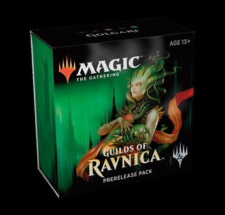 Guilds of Ravnica Golgari Prerelease Pack MTG Magic the Gathering