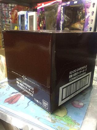 "Display Box of 10 SO-DO Chronicle Soudou ""Kamen Rider OOO"" Combochange 2"