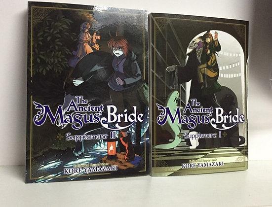 Ancient Magus' Bride Supplement Vol. 1,2 (2 Books)  BYKore Yamazaki