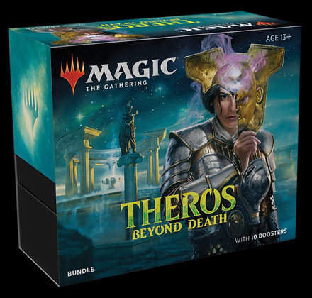 Magic: the Gathering Theros Beyond Death - Bundle / Fat Pack (Factory Sealed)