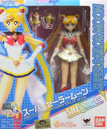 S.H.Figuarts Super Sailor Moon (PVC Figure)