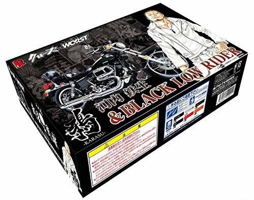 """Crows x WORDT"" Karasu Vol. 01 Kawachi Tessyo & Black Low Rider Normal Edition ("