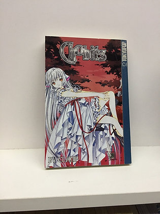 Chobits Volume 2 Manga Paperback – July 23, 2002  by Clamp  (Author)
