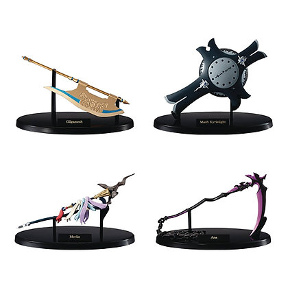 Miniature Prop Collection Fate/Grand Order - Absolute Demon Battlefront: Babyl