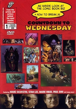 Countdown to Wednesday