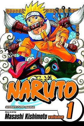 Naruto VOL 1 - 72 Books ENLISH MANGA