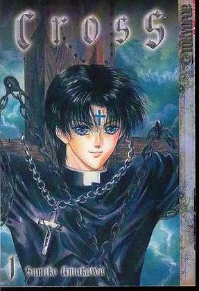 CROSS GN TOKYOPOP VOL 1,2,3 (Manga)