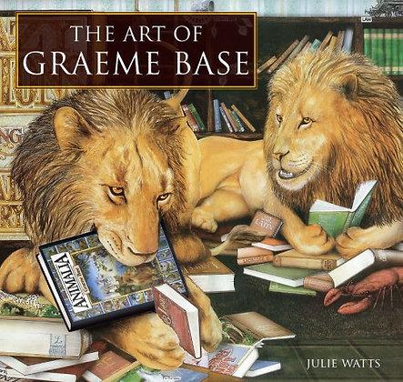 ART OF GRAEME BASE HC  ABRAMS (W) Julie Watts (A/CA) Graeme Base