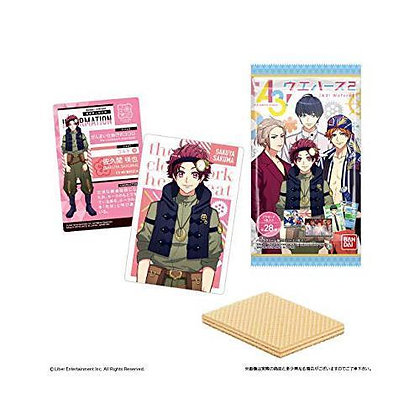 4 packs of A3! Wafers Vol.2