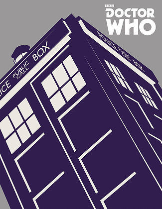 DOCTOR WHO DELUXE UNDATED DIARY MALLON PUBLISHING PTY LTD