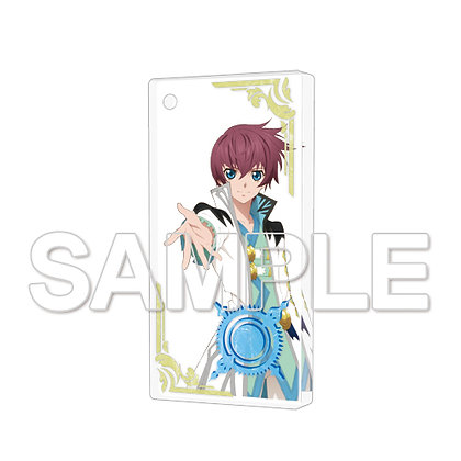 "Chara Clear Tales of Series ""Tales of Graces f"" Asbel Lhant Acrylic Key Chain"