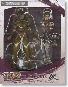 Square Enix  Super Street Fighter IV Play Arts Kai Arcade Edition Vol.3 Ibuki