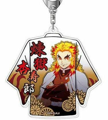 """Acrylic Key Chain """"Demon Slayer: Kimetsu no Yaiba"""" Vol. 2 03 Rengoku Kyojuro"""