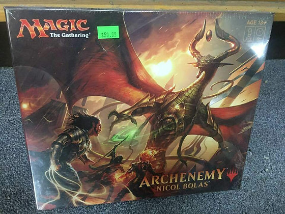 Magic the Gathering MTG Archenemy Nicol Bolas Factory Sealed