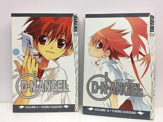 D.N.Angel Volume 9, 12 ( 2 Manga ) Paperback – February 10, 2009  byYukiru Sugi