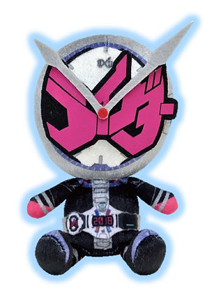 "Bandai ""Kamen Rider Zi-O"" Chibi Plush Kamen Rider Zi-O"