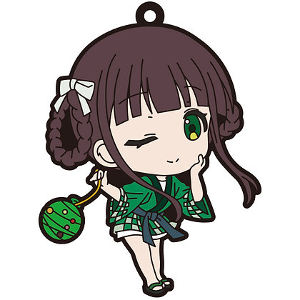 Is the order a rabbit? ?  Rubber Strap Short Coat Chiya