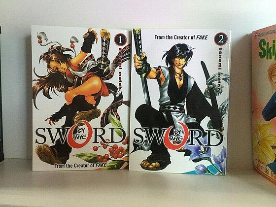 By The Sword Volume 1, 2 Manga Paperback – June 14, 2005  bySanami Matoh(Autho