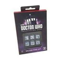 DR WHO RPG: DELUXE DICE SET