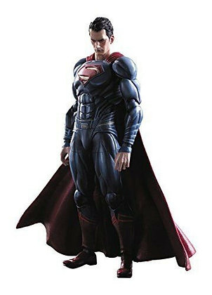 Square Enix Batman v Superman: Dawn of Justice: Play Arts Kai Superman Figure