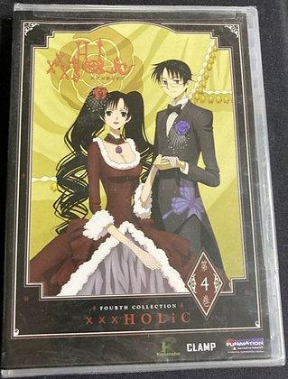 xxxHolic - Fourth Collection Vol. 4 (DVD)
