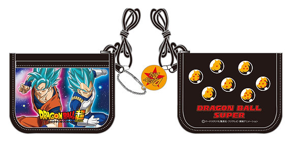 """Dragon Ball Super"" RF Wallet Black DBZ-1843-BK"