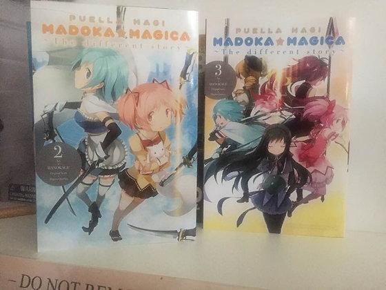 Puella Magi Madoka Magica: The Different Story Vol. 2,3 (Manga)