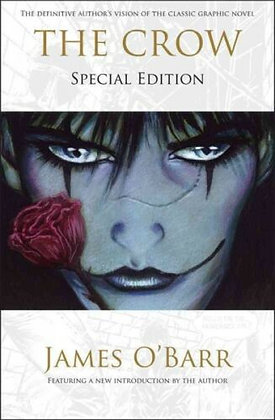 CROW SPECIAL ED TP NEW PTG GALLERY BOOKS (W/A) James O'Barr