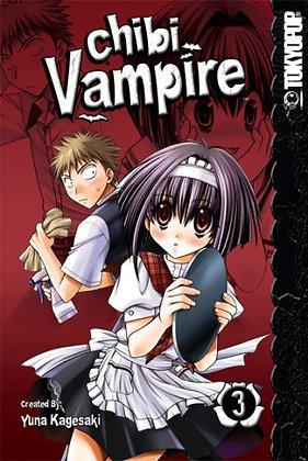 Chibi Vampire, Vol. 3 Paperback – December 12, 2006 by Yuna Kagesaki  (Author)