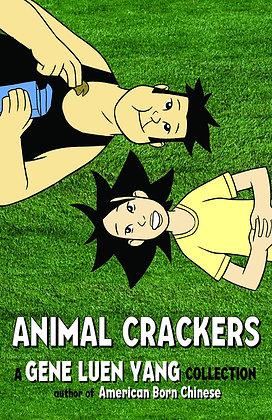 ANIMAL CRACKERS A GENE LUEN YANG COLLECTION TP AMAZE INK (SLAVE LABOR GRAPHIC (W