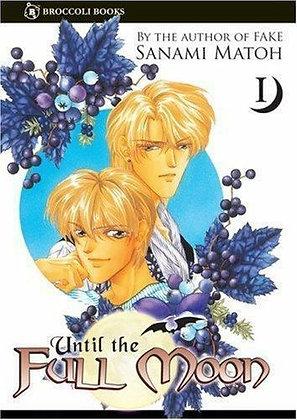 Until the Full Moon Manga Vol. 1 by Matoh, Sanami
