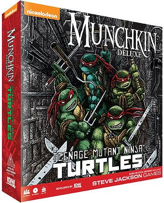 Munchkin Teenage Mutant Ninja Turtles IDW GAMES