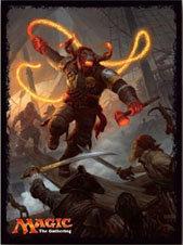 """MAGIC: The Gathering"" Players Card Sleeve Rivals of Ixalan Angrath, Minotaur Pi"