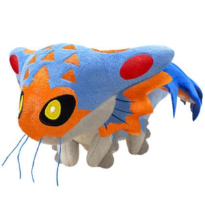 """Capcom """"Monster Hunter"""" Deformed Plush Namielle 4976219103770"""