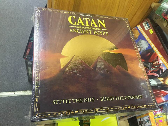 Catan - Ancient Egypt: Collector's Edition
